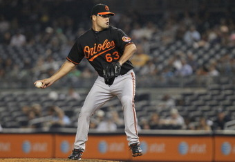 The O's would be in a much better position late in a close ballgame if Gregg wasn't one of their best closer options.