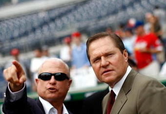 Scott Boras also employs a full-time psychologist for his clients.