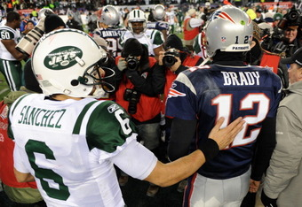 Can Mark Sanchez take the next step and challenge Tom Brady's supremacy?