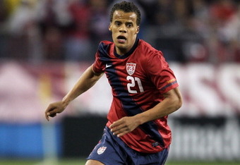 Timothy Chandler will only improve with the national team with time