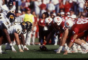 It would be like old times in the PAC-10 division with all the old rivalries intact.