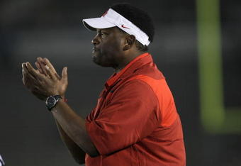 Cougar star coach Kevin Sumlin would applaud the state doing something to acknowledge Houston's push to improve their athletic and academic profiles.