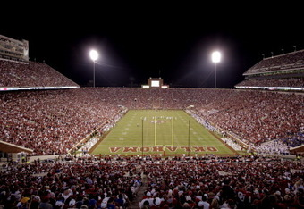 Just imagine the likes of LSU and Alabama trotting out onto Owen Field!