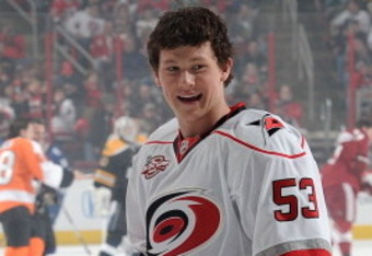 Jeff Skinner Is The Calder Trophy Winner And Is Ready To Be A Star