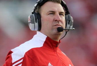Coach Bielema has to like what he has seen so far