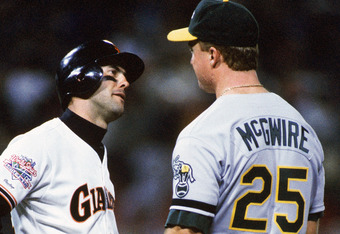 Clark and McGwire: Teammates on the 1984 US Olympic Team