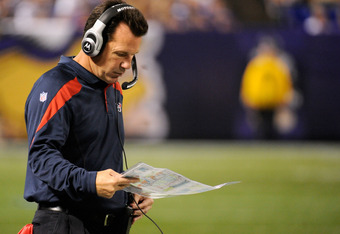 Maybe Kubiak will be like Marty Schottenheimer years ago, make the playoffs, have a great record and still get fired? (like he already should have?)