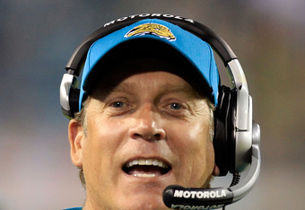 Did Jack Del Rio the former Viking, just fall on the sword as a favor for his old team so they don't move to L.A. and Jacksonville does instead? Or is he trying to become available to take that L.A. job and return to LA where he went to college?