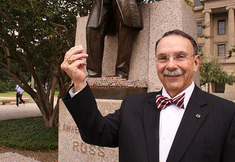 Texas A&M president R. Bowen Loftin has found getting out of the Big 12 will take more than a snap of his fingers.