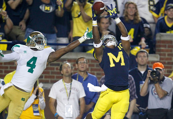 Notre Dame will need to improve in the secondary.