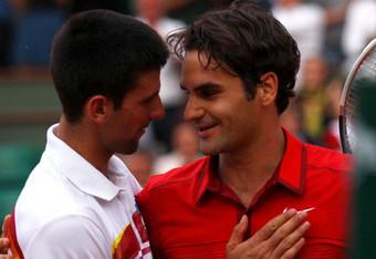 Federer's latest rival