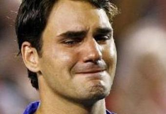 Federer moved to tears after an excruciating loss to Nadal at Aussie Open Final.