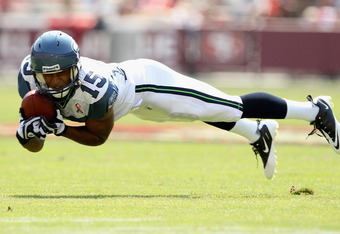 It's a bird, it's a plane, it's Doug Baldwin!