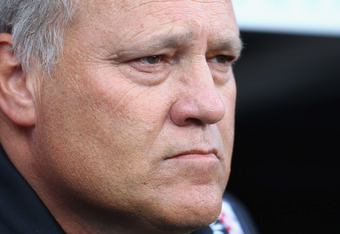 Martin Jol—needs some younger blood