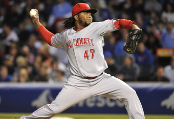 Cueto might become Dusty Baker's latest victim.