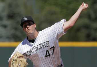 Drew Pomeranz could anchor the Rockies rotation for the next decade.