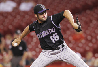 How long will Huston Street remain a Rockie?