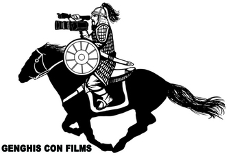 Genghis Con Films...watch out for this logo in big places