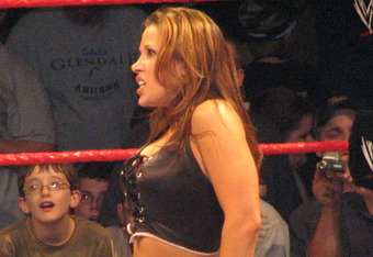 Mickie James (Photo by elnewberry on Flickr)