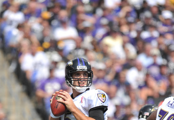 Joe Flacco's Year?