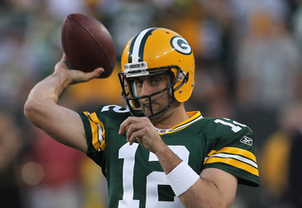 You should have drafted Rodgers when you had the chance, genius!
