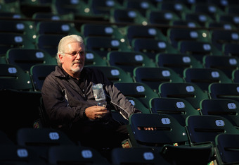 Brian Sabean has a lot of tough decisions ahead of him this offseason.