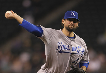 The numbers may not say so, but scouts believe Luke Hochevar has a bright future.