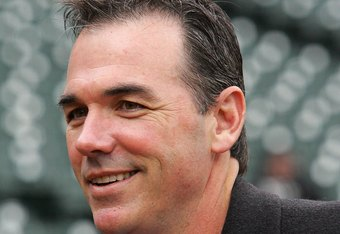 Beane was the first prominent man inside baseball to use sabermetrics.