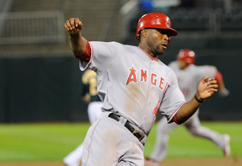 Vernon Wells contract limits the options the Angels will have this winter.