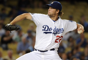 The performance of Clayton Kershaw has been a silver lining in a very dark cloud.