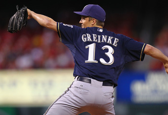 The gamble to bring in Zack Greinke has paid off so far.