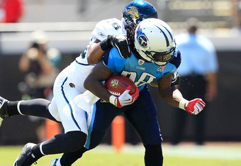 Chris Johnson was held in check by the Jags' D. Will the same hold true for Shonn Greene?