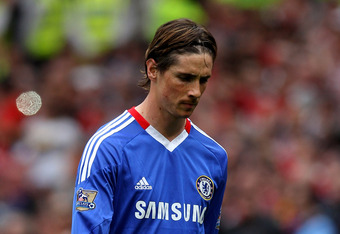 will Fernando Torres continue to struggle?