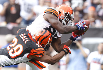 Bengals and Browns:  Too much orange?
