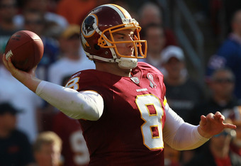 Rex Grossman will find little resistance from the Cardinal's defense.
