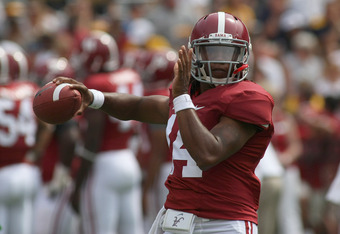 Phillip Sims will be seeking redemption in his last chance to win the quarterback battle.