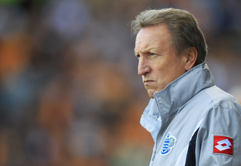 "Neil Warnock: Barton is ""effervescent"""