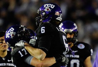 Will TCU ever play a game in the Big East?