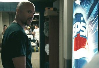 Stephen Bishop as David Justice in Moneyball