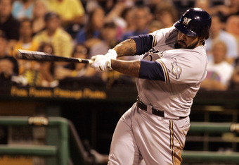 After a year of fairly anemic offense, the Indians could use Prince Fielder's bat.