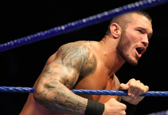 Orton's quest for Title might become more difficult