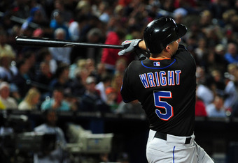 David Wright must become a stud again if the Mets are to compete in 2012.