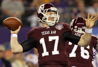 Texas A&M recently announced it would abandon the lame duck Big 12 conference