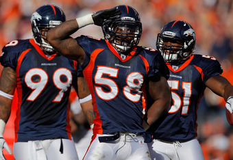 "Perhaps the legacy of the Mile High Salute should traditionally be valued with the ""Next Man Up"" philosophy."