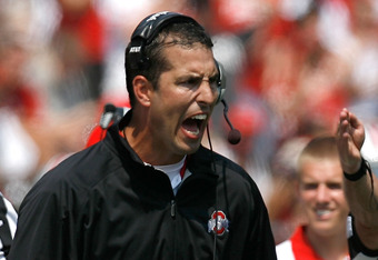 Luke Fickell, head coach