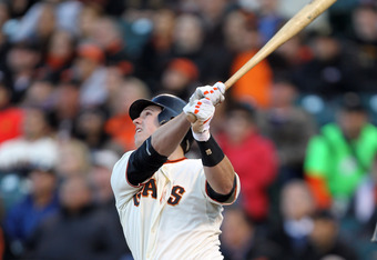 Losing Buster Posey for the season hurt.