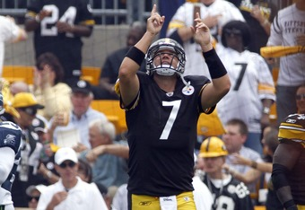Ben Roethlisberger's efficient performance highlighted a solid rebound game for the Steelers.