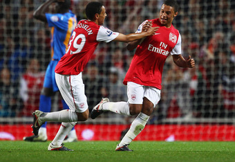 Alex Oxlade-Chamberlain & Francis Coquelin:  Arsenal's best players