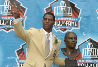 Marcus Allen Inducted into NFL Hall of Fame in 2003