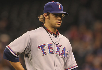 C.J. Wilson has been the Rangers most reliable starter.